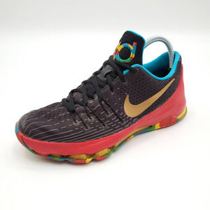Nike KD 8 GS Money Ball Multi Color Basketball